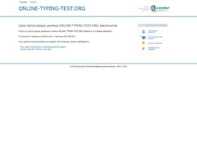 online-typing-test.org