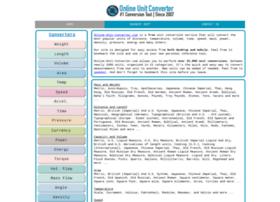 online-unit-converter.com