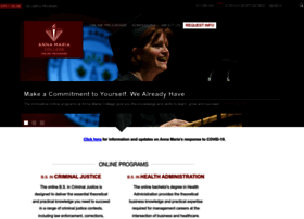 online.annamaria.edu