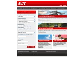 online.avis.co.za