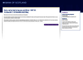 online.bankofscotland.co.uk