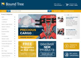 online.boundtree.com