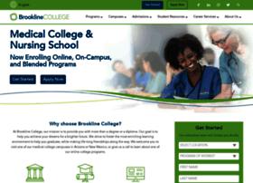 online.brooklinecollege.edu