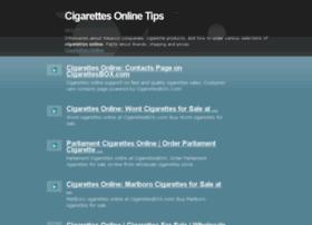 online.cigarettesbox.com