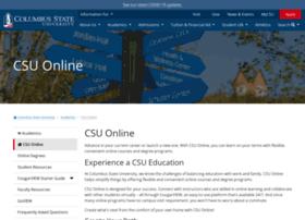 online.columbusstate.edu