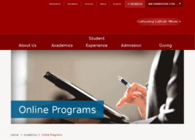 online.cua.edu