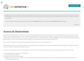 online.desinventar.org