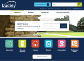 online.dudley.gov.uk