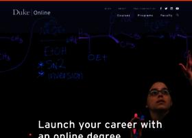 online.duke.edu