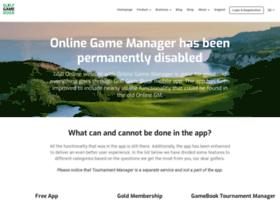online.golfgamebook.com