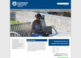 online.goodwin.edu