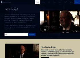online.hillsdale.edu
