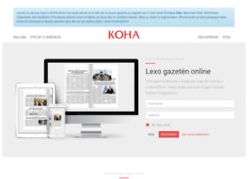 online.koha.net