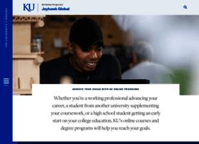online.ku.edu