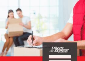 online.libertyexpress.com