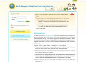 online.mathleague.com
