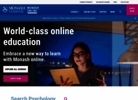 online.monash.edu