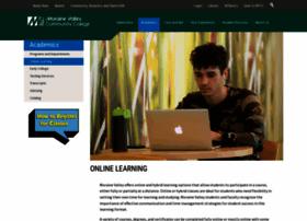 online.morainevalley.edu