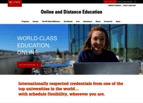 online.ncsu.edu