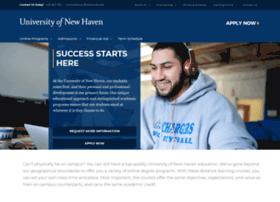 online.newhaven.edu