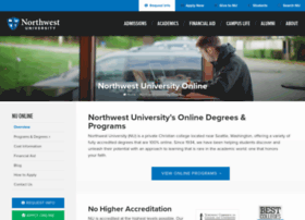 online.northwestu.edu