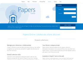 online.papersapp.com