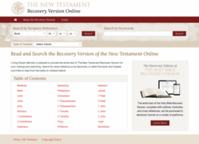 online.recoveryversion.bible