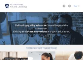 online.rice.edu