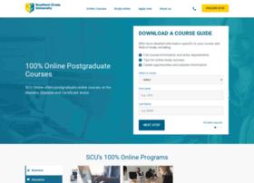 online.scu.edu.au