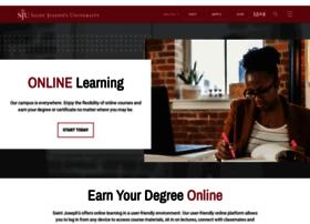 online.sju.edu