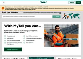 online.toll.com.au