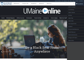 online.umaine.edu
