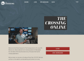 online.wcrossing.org