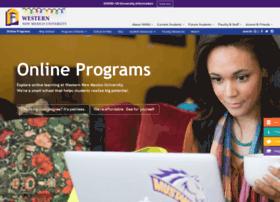 online.wnmu.edu