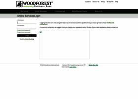 online.woodforest.com