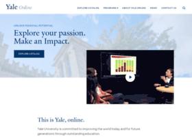 online.yale.edu