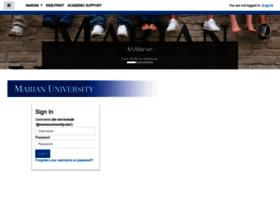 online2.marianuniversity.edu