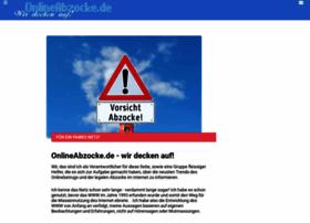 onlineabzocke.de
