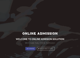 onlineadmission.co.in
