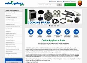 onlineapplianceparts.com.au