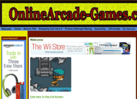 onlinearcade-games.com