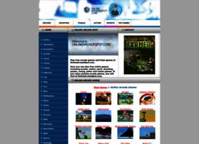 onlinearcadespot.com