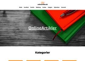 onlineartikler.dk