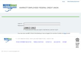 onlinebanking.mefcudirect.com