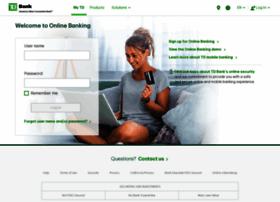 onlinebanking.tdbank.com