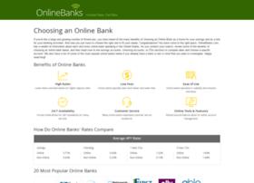 onlinebanks.com
