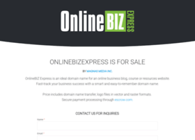 onlinebizexpress.com