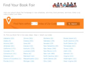onlinebookfairs.scholastic.com