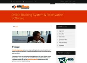 onlinebookingmanager.com
