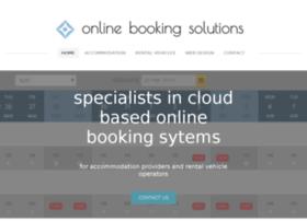 onlinebookingsolutions.co.nz